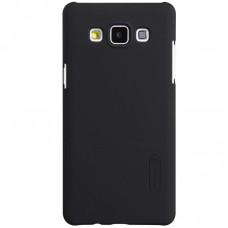 Чехол пластиковый для Samsung Galaxy A5 Nillkin Matte + защитная пленка в подарок