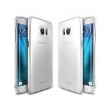 Чехол силиконовый для Samsung Galaxy S7 Edge. Ультратонкий
