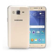 Чехол силиконовый для Samsung Galaxy J5 2016. Ультратонкий