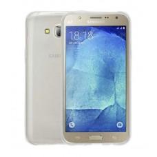 Чехол силиконовый для Samsung Galaxy J2 Prime 2016. Ультратонкий