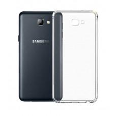 Чехол силиконовый для Samsung Galaxy J5 Prime (2016). Ультратонкий