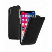 Чехол кожаный для iPhone X TETDED