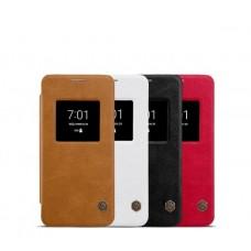 Чехол кожаный для LG G6 Nillkin Qin