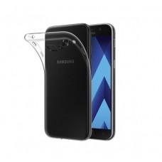 Чехол силиконовый для Samsung Galaxy A7 2017 Ultrathin