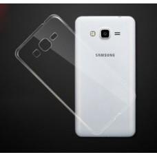 Чехол силиконовый для Samsung Galaxy J3 2016 Ультратонкий