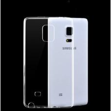 Чехол силиконовый для Samsung Galaxy Note 4 Ultrathin