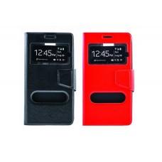 Чехол кожаный для Samsung Galaxy Note 4 Book case