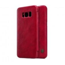 Чехол кожаный для Samsung Galaxy S8 Nillkin Qin
