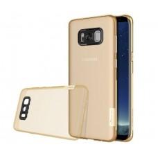 Чехол силиконовый для Samsung Galaxy S8 Plus Nillkin Nature