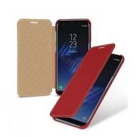 Чехол кожаный для Samsung Galaxy S8 Plus TETDED