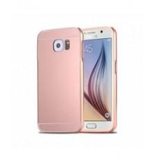 Бампер металлический для Samsung Galaxy S8 Plus (С акриловой вставкой)
