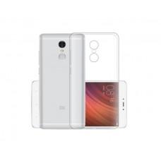 Чехол силиконовый для Xiaomi Redmi Note 4 (MediaTek) Ultrathin