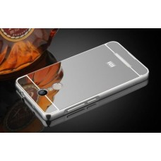 Бампер алюминиевый для Xiaomi Redmi Note 4X / Note 4 (SD) (С акриловой вставкой)
