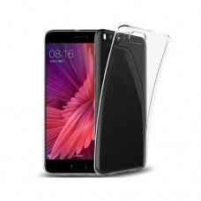 Чехол силиконовый для Xiaomi Mi6 Ультратонкий