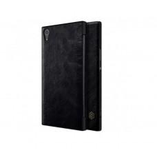 Чехол кожаный для Sony Xperia XA1 Ultra Nillin Qin