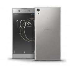 Чехол силиконовый для Sony Xperia XA1 Ultra Ультратонкий
