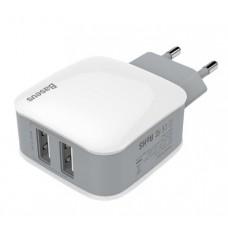 Зарядное устройство универсальное Baseus (2 USB, 2.4A)