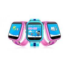 Детские часы Q750 с телефоном и GPS