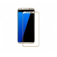 Защитное стекло для Samsung Galaxy S8 Plus Цветное