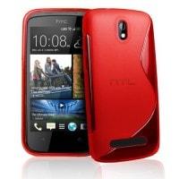 Чехол силиконовый для HTC Desire 500