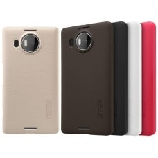 Чехол пластиковый для Microsoft Lumia 950 XL Nillkin Matte