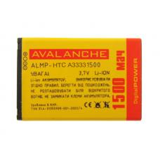 АКБ Avalanche премиум HTC Wildfire A3333