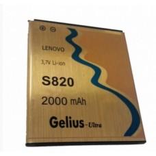 АКБ Gelius Ultra Lenovo S820