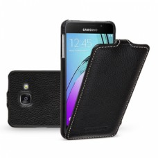Чехол кожаный для Samsung Galaxy A3 (2016) TETDED