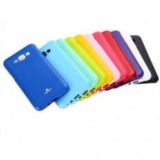 Чехол полиуретановый для Samsung Galaxy J7 Mercury Jelly Color