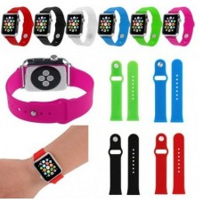 Силиконовый ремешок для Apple watch «Epik» (38 мм)