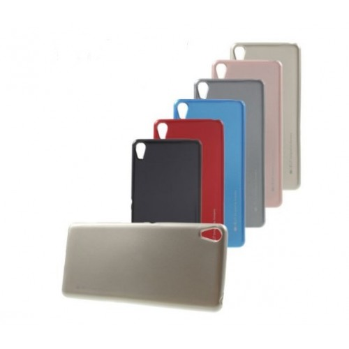 Чехол накладка для Sony Xperia XA из силикона