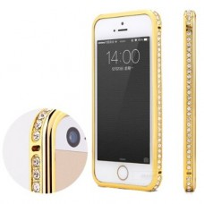 Бампер для iPhone 6 X-Fitted Bling Gold