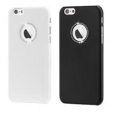 Чехол пластиковый iPhone 6 X-fitted (Со стразами)