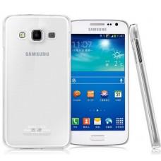 Чехол пластиковый для Samsung Galaxy A3 Imak Crystal