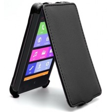 Чехол кожаный для Nokia Lumia 630 Armor Case