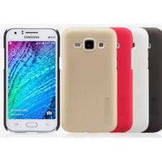 Чехол пластиковый для Samsung Galaxy J1 Duos Nillkin Matte