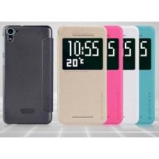 Чехол кожаный для HTC Desire 826 Nillkin Sparkle Series