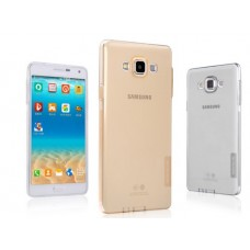 Чехол силиконовый для Samsung Galaxy A7 Nillkin Nature Series