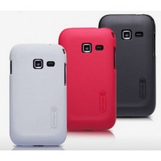 Чехол пластиковый для Samsung Galaxy Ace Duos Nillkin Frosted