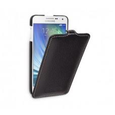 Чехол кожаный для Samsung Galaxy Alpha TETDED