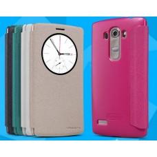 Чехол для LG G4s Nillkin Sparkle (Кожа+пластик)
