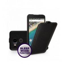 Чехол кожаный для LG Google Nexus 5X TETDED
