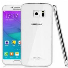 Чехол пластиковый для Samsung Galaxy S6 Edge Plus Imak Crystal