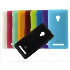 Чехол полиуретановый для Asus ZenFone 6 Mercury Jelly Color