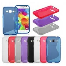 Чехол силиконовый для Samsung Galaxy J2 «S-Line»