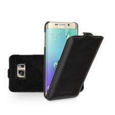 Чехол кожаный для Samsung Galaxy S6 Edge «TETDED»