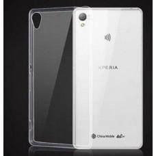 Чехол силиконовый для Sony Xperia M4 Aqua Ultrathin Series