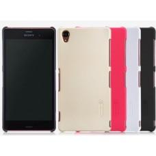 Чехол пластиковый для Sony Xperia Z3+ Nillkin Matte