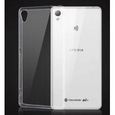Чехол силиконовый для Sony Xperia Z3+ Ultrathin Series