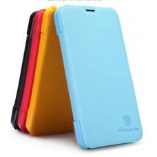 Чехол для Nokia Lumia 630 Nillkin Fresh (Кожа+пластик)